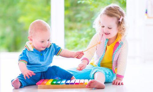 לימודי מוסיקה לגיל הרך