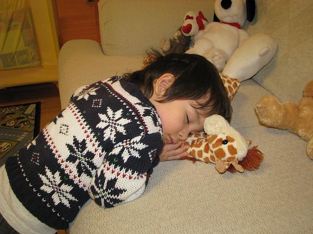 הסיבה להרטבת לילה אצל ילדים