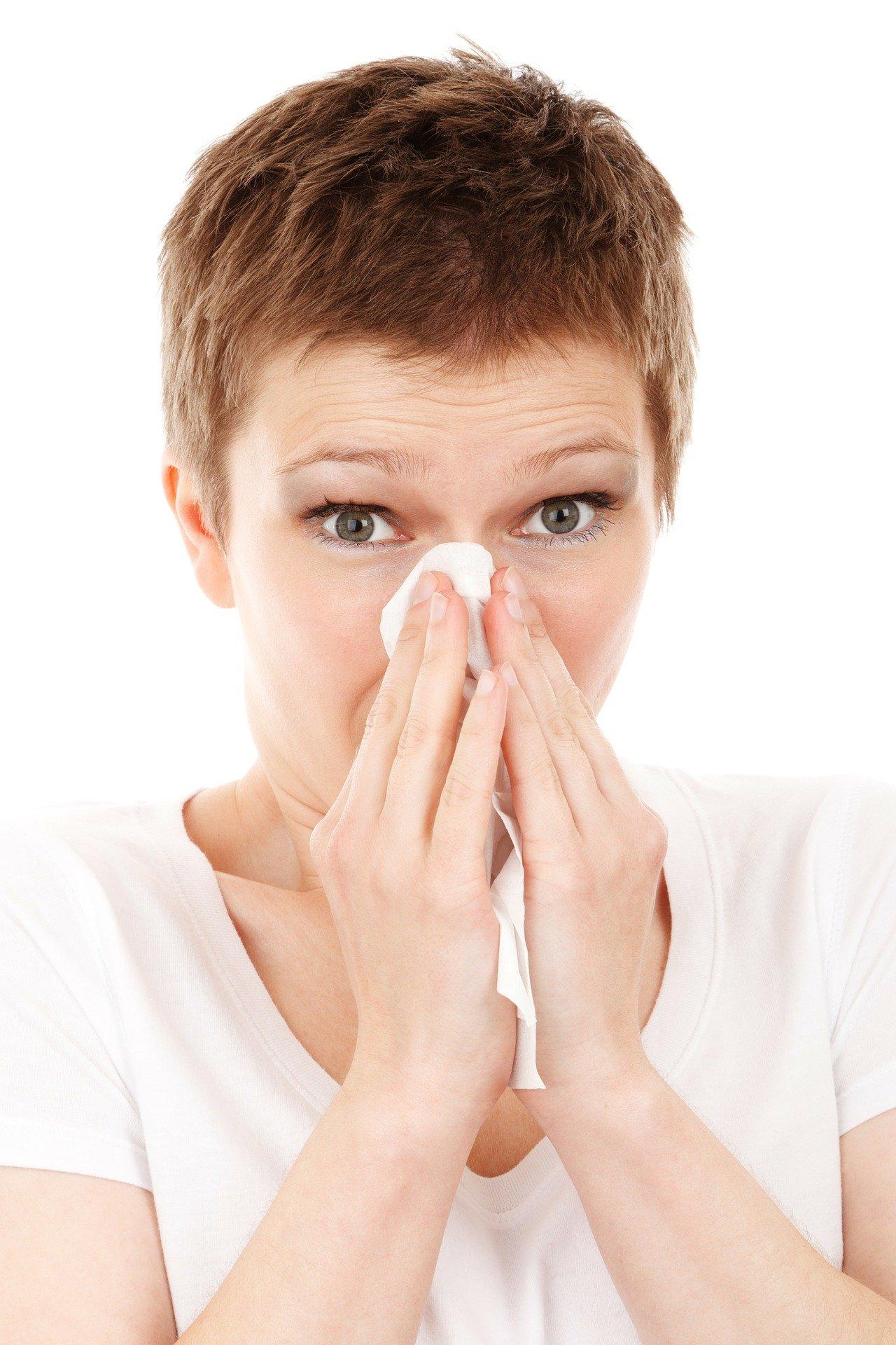 טיפול טבעי לאלרגיה